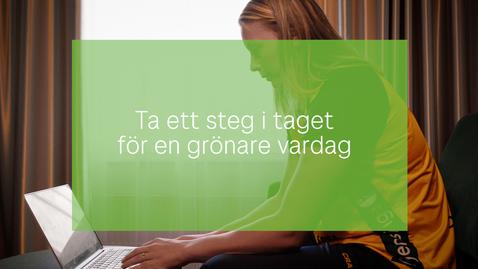 "Thumbnail for entry Bring Sverige ""Gröna val - Hemleverans"""