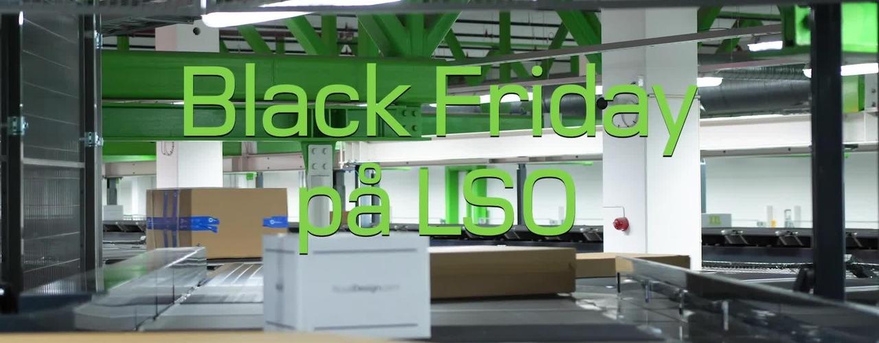 Black Friday på LSO
