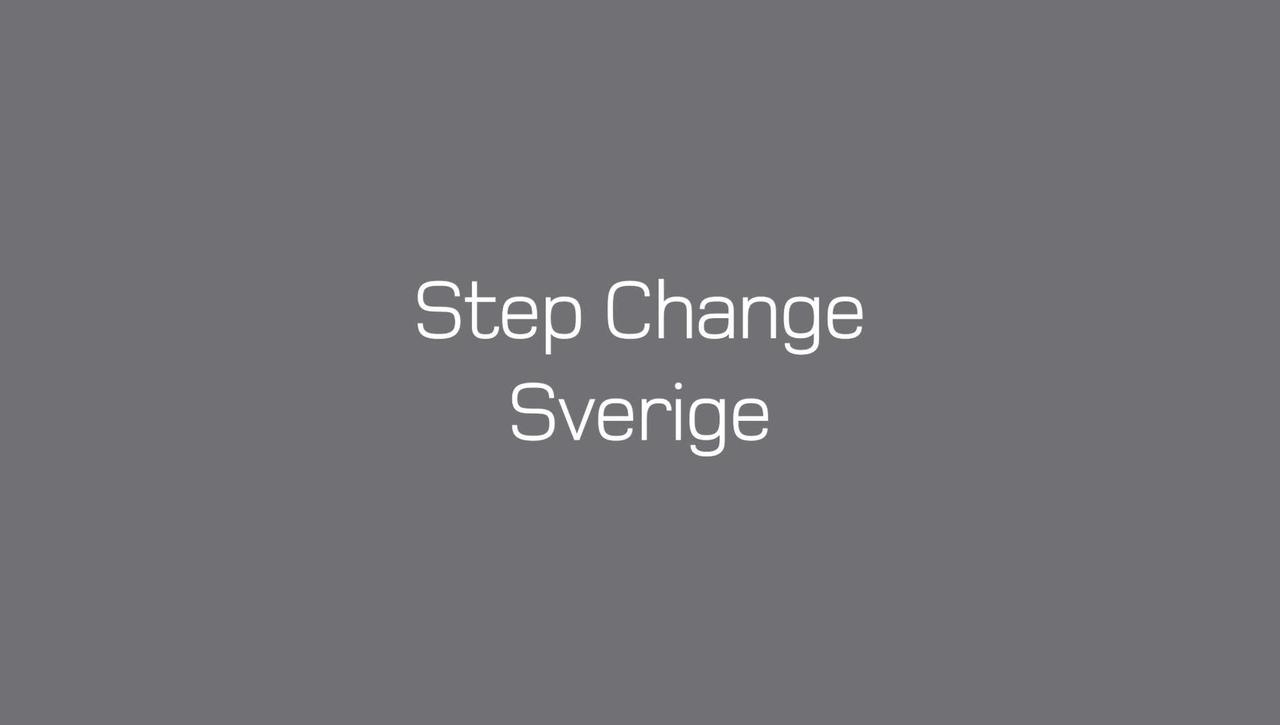 Tones vlog #33: Step Change Sverige