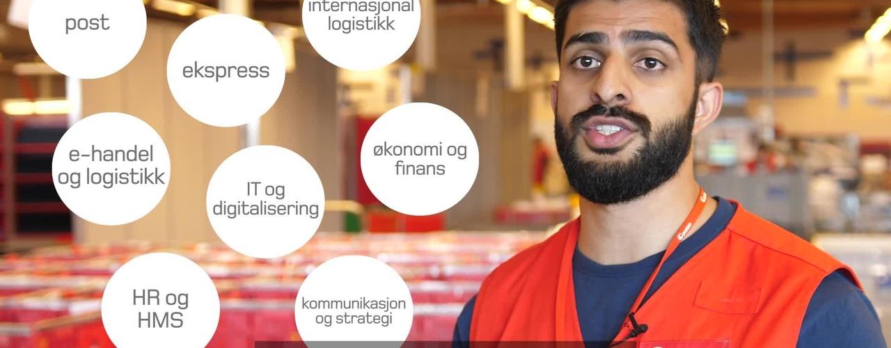 Traineeprogrammet - Mujtaba Hussain