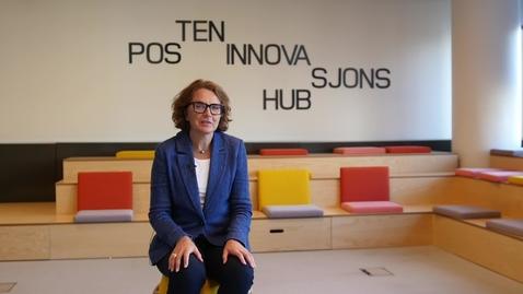 Thumbnail for entry Tones vlog #29: Posten kåret til Norges mest innovative virksomhet