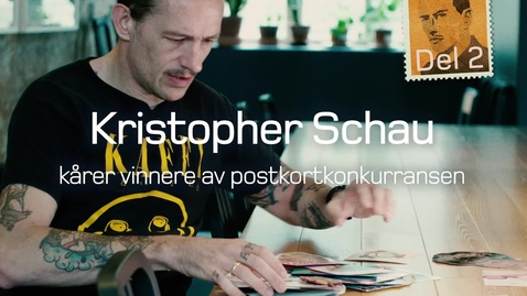 Thumbnail for entry Vinner av Øya-biletter med Christopher Schou 2