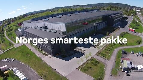 Thumbnail for entry Norges smarteste pakke (RFID)