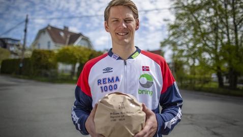 Thumbnail for entry Se Torbjørn Bergerud overraske heldig Kjelsås-spiller