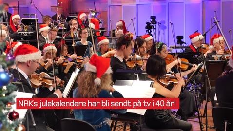 Thumbnail for entry Frimerkelansering av årets julefrimerker