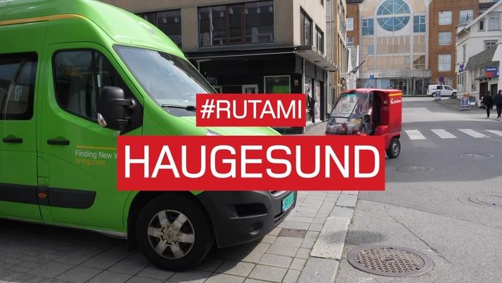 #Rutami - Haugesund