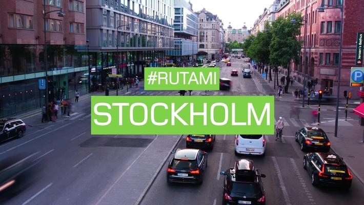 #Rutami - Stockholm