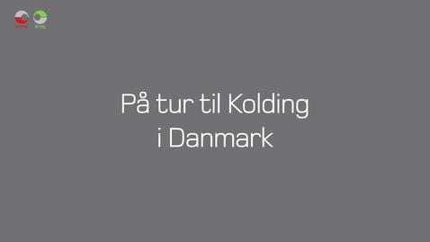 Thumbnail for entry Tones vlog #34: På tur i Kolding i Danmark