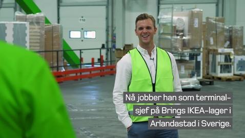 Thumbnail for entry Tidligere traineer: Joakim Eskilsson