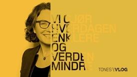 Thumbnail for entry Tones vlog #1 - Hos kundeservice i Sarpsborg