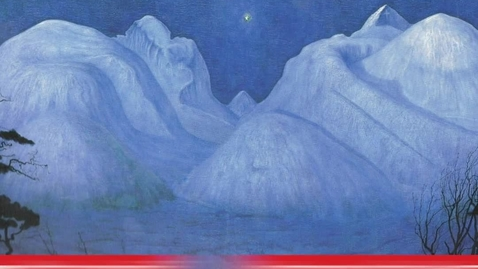 Thumbnail for entry Lansering av Harald Sohlberg-frimerker