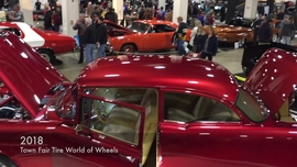 2018 Town Fair Tire World of Wheels Boston