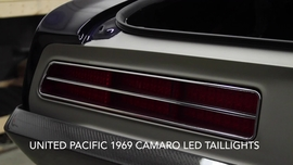 United Pacific 1969 Camaro LED Taillights