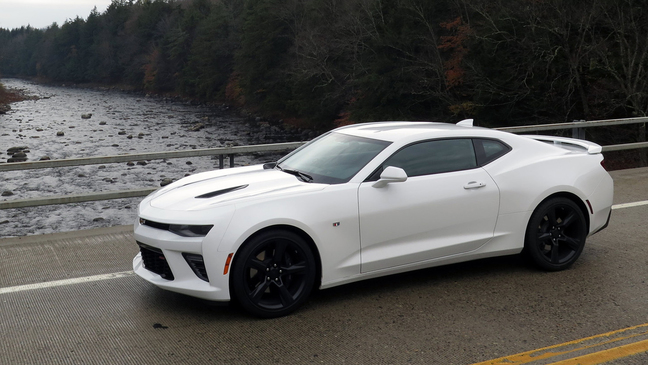 chevrolet camaro 2016 ss. video thumbnail for we drive the new 2016 camaro ss chevrolet ss