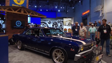 Cars Of The SEMA Show In Las Vegas Nevada Super Chevy Network - Car show vegas