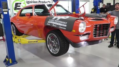 Week To Wicked 1972 Camaro Pro Touring Build from Start to