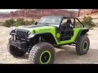 jeep trailcat roars at moab ejs 2016 day 3 exclusive photos video opinions four wheeler network