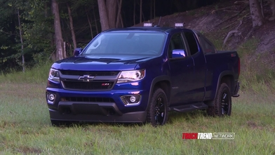 Video Thumbnail For 2016 Chevrolet Colorado Z71 Trail Boss Introduction