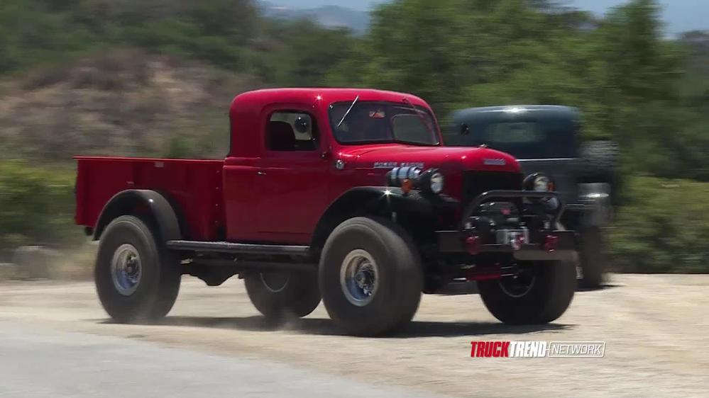 Legacy Classic Trucks Power Wagon Ride and Drive - Truck Trend Supersite