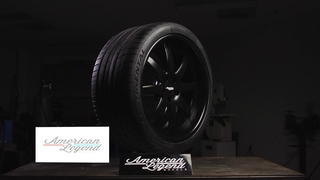 M360 Week to Wicked: American Legend Wheels