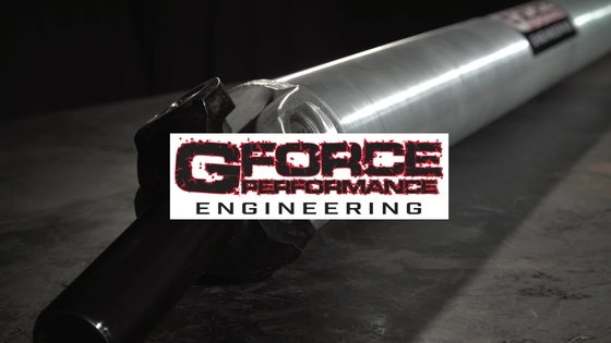 1966 Week To Wicked: G-Force driveshaft