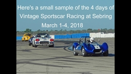 Sebring International Raceway at the Sportscar Vintage Racing Association (SVRA) – Trans Am