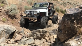 This YJ Owner Went Big With 42s & 1-Ton Axles
