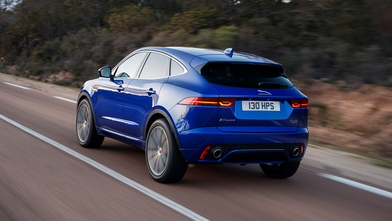 Video Thumbnail For 7 Reasons Why The Jaguar E Pace Is A New Direction
