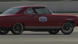 Church Boys 1966 Nova from the Super Chevy Muscle Car Challenge event in 2018
