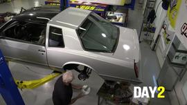 Week To Wicked 1987 Monte Carlo SS Aerocoupe build Day 2