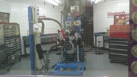 Dyno test of budget friendly 5.3L LS engine that makes 416 hp on 87 octane gas