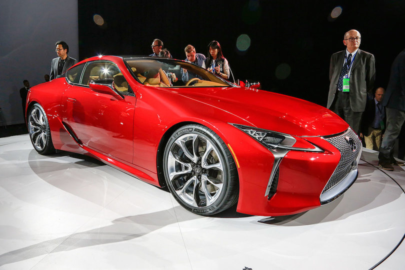 Detroit Auto Show Hits Misses And Revelations - New sports cars in 2016