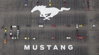 Timelapse: 10 Millionth Mustang