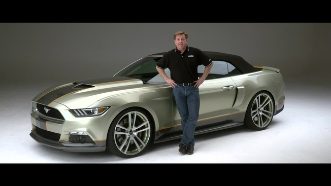 Préférence Chip Foose's Personal Ride Is the Very First Production 2015  GI92
