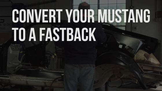 Convert a Hardtop to a Fastback for Under $10,000! - Week to Wicked