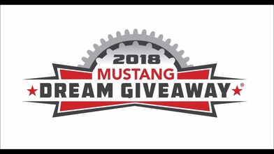 Dream Giveaway Announces 2018 Mustang Promotion