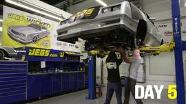 Jegs Week To Wicked 1987 Monte Carlo SS Aerocoupe Build Day 5 Overview