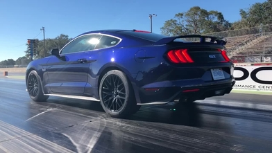 Running 11 S With A Factory Stock 2018 Mustang Gt