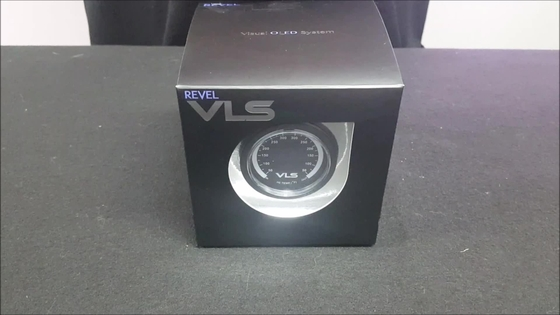 Revel VLS OLED gauge unboxing