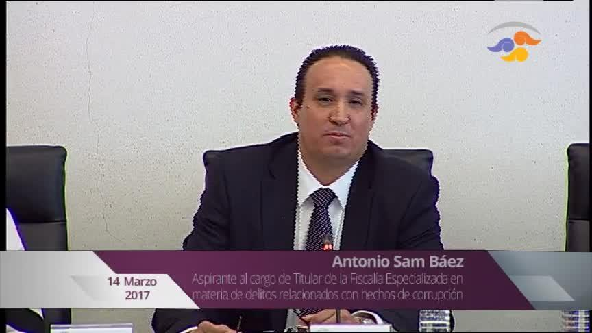 Antonio Sam Báez