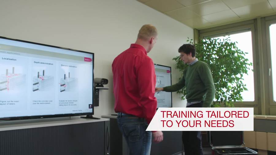 Hilti Trainings and Advice