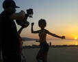 commercial shoot Spain