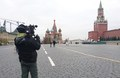 Red Square filming