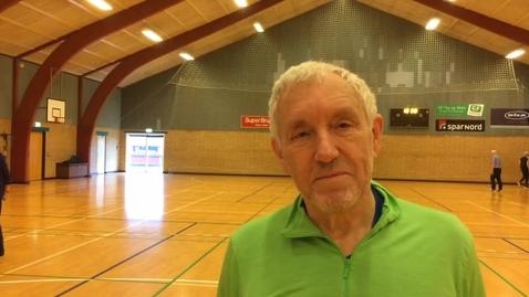 Senioridræt i Øster Jølby på Mors
