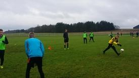 Thumbnail for entry Fodbold opstart i Ølstrup GU