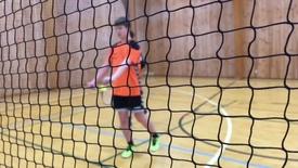 Thumbnail for entry Badminton med besværligheder
