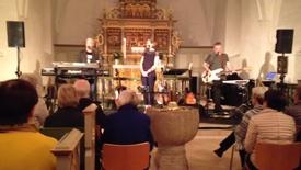 Thumbnail for entry Kristian Lilholt i Borbjerg Kirke