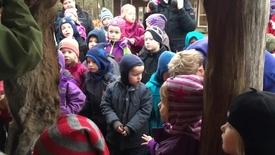 Thumbnail for entry Møde med naturen i børnehøjde