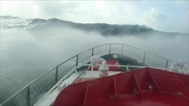 Thumbnail for entry Emile Robin på Havet i 4-6 meter Bølgegang