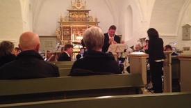 Thumbnail for entry Koncert i Borbjerg Kirke